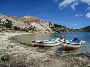 Lago Titica - Copacaba - Bolívia - América do Sul