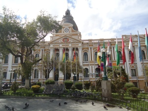 Governo de La Paz