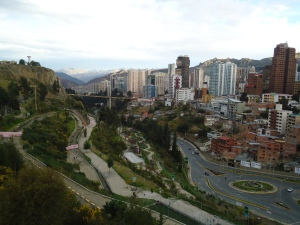 Sul de La Paz