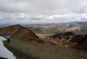 Monte Chacaltaya, La Paz