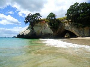 Cathedral Cove - Coromandel - NZ