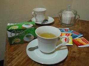 Chá de Coca - La Paz