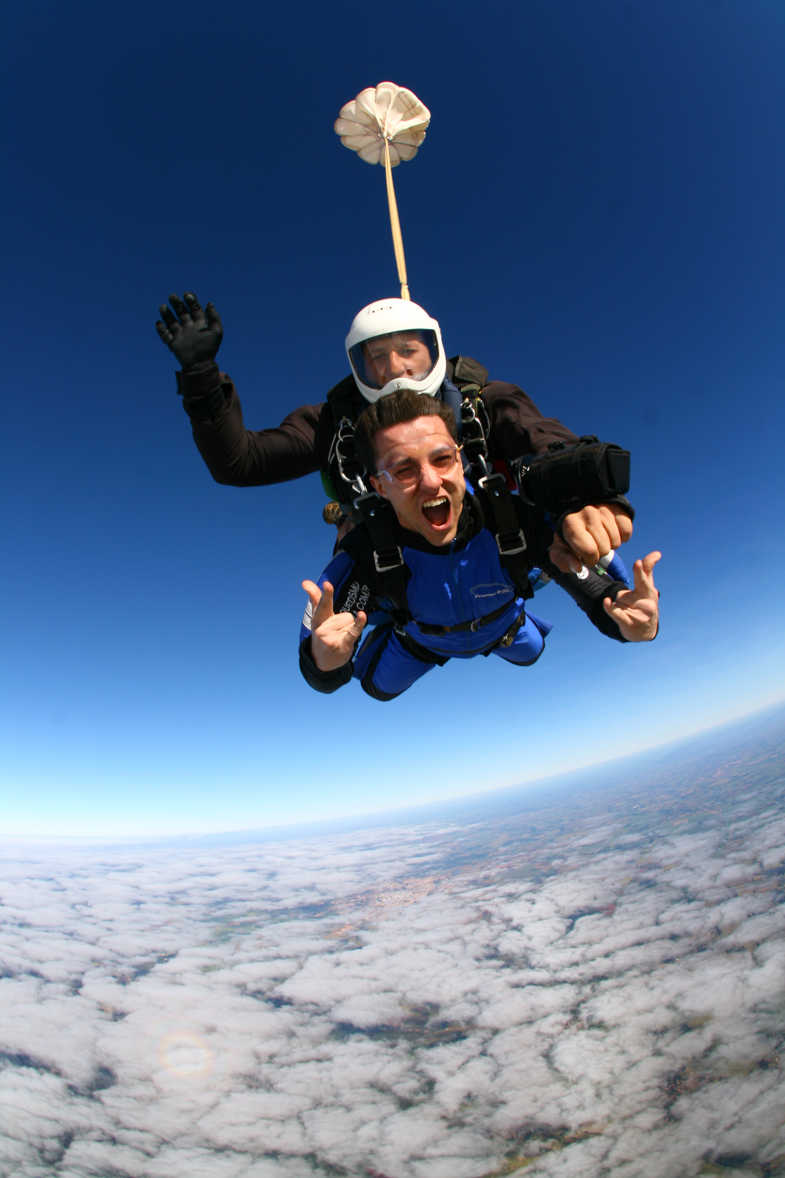 Saltar De Paraquedas Em Boituva Como é Esta Experiência